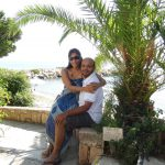 Mr.Dharmendra shah & Mrs.Sneha Shah-Greece tour