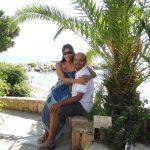 Mr.Dharmendra shah & Mrs.Sneha Shah-Greece tour