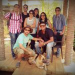 Mr.Vivian Thomas & Group-Lonawala Tour